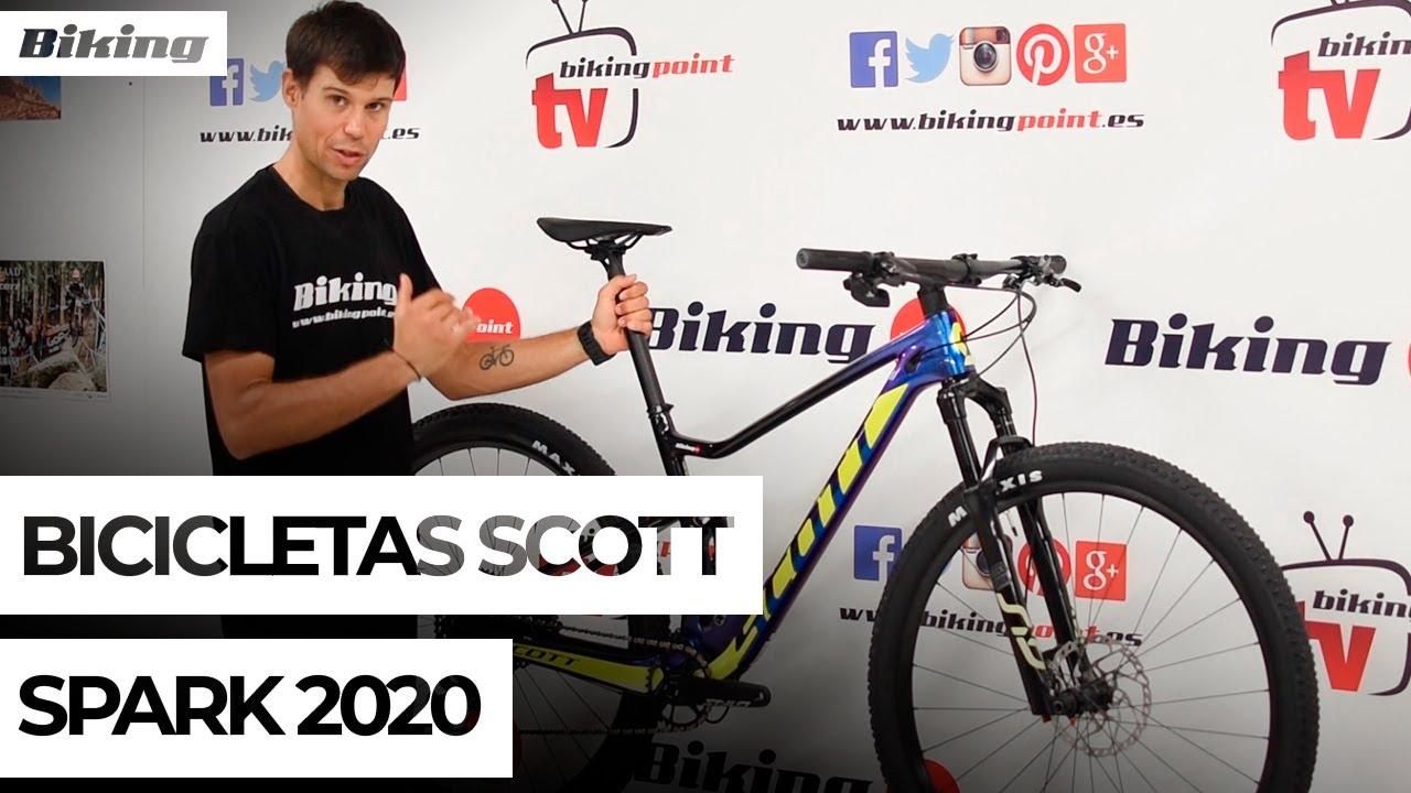 Bicicletas Scott Spark 2020 | Recopilación