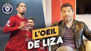 """VIDEO: """"Pour moi le grand favori, c'est encore Liverpool"""" - L'oeil de Liza #11"""