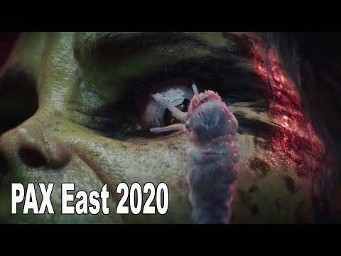 Baldur's Gate 3 - Full Gameplay Demo PAX East 2020 [HD 1080P]