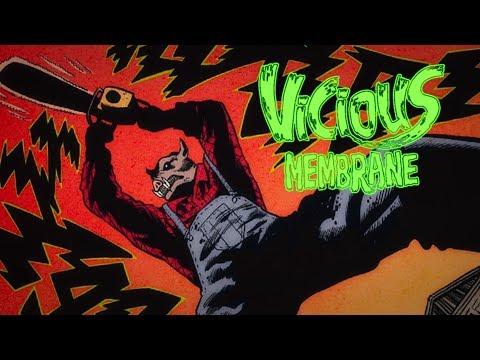 Хоррор-комиксы от Vicious Membrane