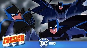 Justice League Action | Batman In Action | DC Kids