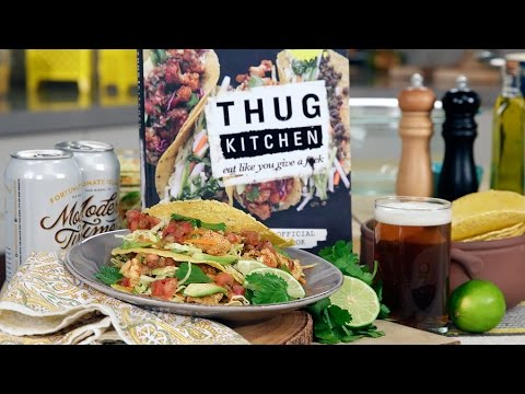 Drunken Cauliflower Tacos Recipe From Thug Kitchen