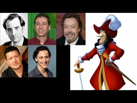 Captain Hook S Full Story Why Hook Hates Peter Discovering Disney S Peter Pan Youtube