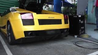 超級跑車使用全球首創氫氧引擎除碳技術-EPOCH Hydrogen Energy 友荃科技氫能源