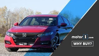 Why Buy? | 2018 Honda Accord Sport Review