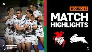 Dragons v Rabbitohs | Round 12 2020 | Telstra Premiership | NRL