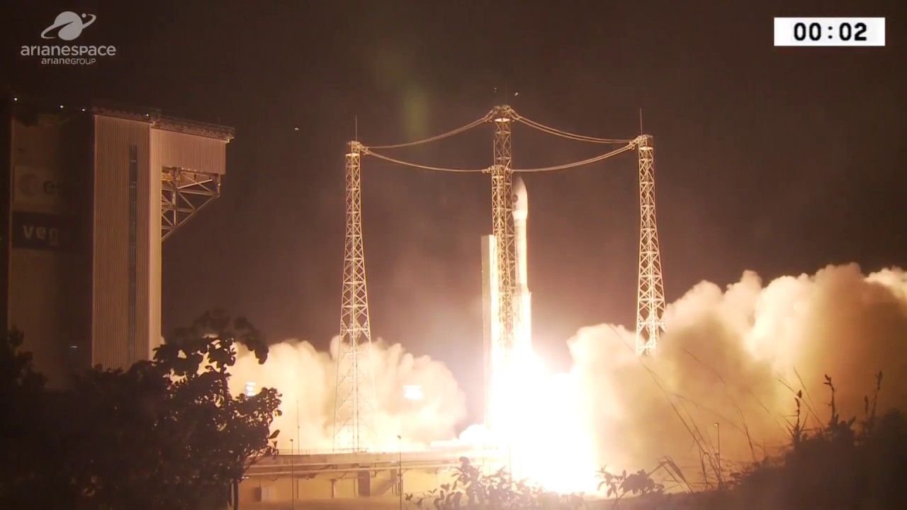 Arianespace TV - VV14 Launch Sequence - AstronautiCAST 2019-03-22 08:16