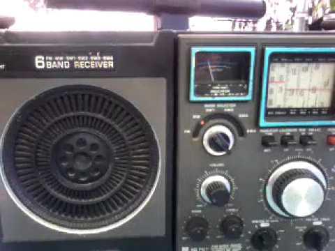 cx3ct Montevideo-Uruguay Radio Mar del Plata