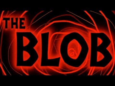 The Blob (1958) - Opening Titles and Theme Song