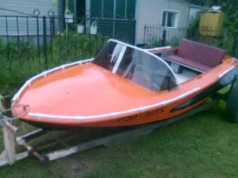 лодка ОБЬ-1 обрывки памяти.