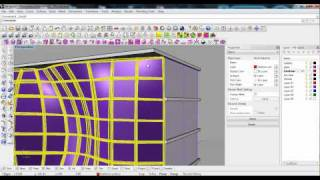 Advanced Bim Techniques In Rhino 3d: Curtain Panels
