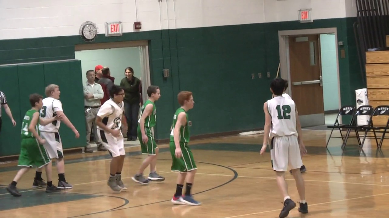 Chazy - Seton Catholic Mod Boys  1-18-19