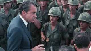 NIXON TAPES: South Vietnam Causing Trouble (Henry Kissinger)