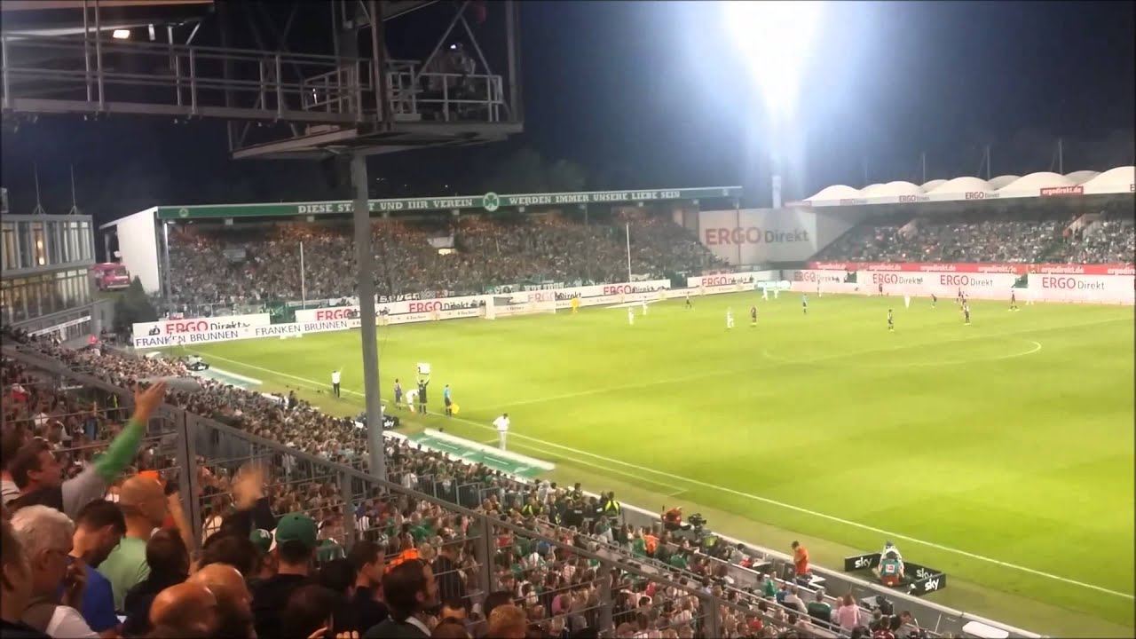 Greuther FГјrth NГјrnberg