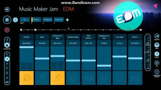 Music Maker Jam - EDM mixing
