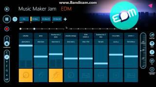 Music Maker Jam - EDM mixing