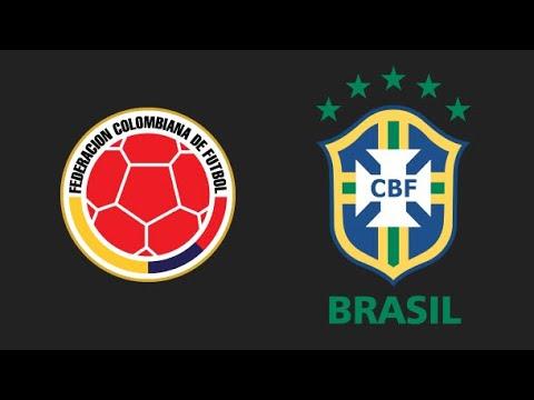 Colombia Vs Brazil LIVE STREAM
