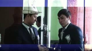 Свадьба в майлуу-суу Шедевр Подготовка Жениха и Невесты STUDIO DIGITAL