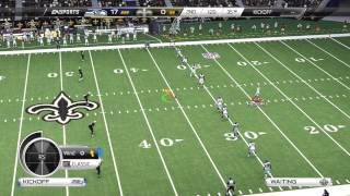 XBOX ONE MADDEN NFL 25 ONLINE - WHAT A BLOWOUT (FULL GAME) HD