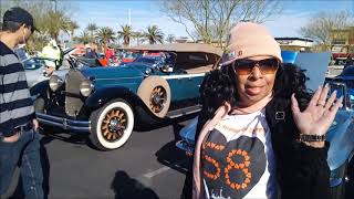 Cars and Coffee S. Eastern Ave. Las Vegas  03-09-19 Part 1