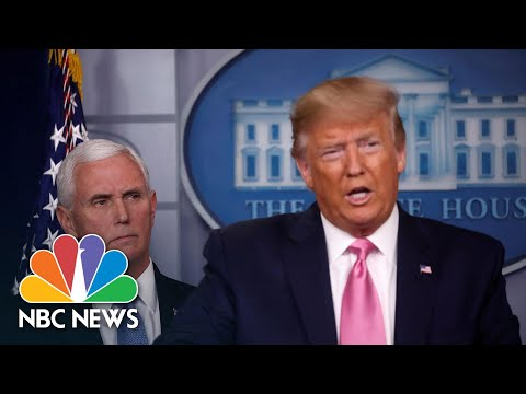 Trump: Coronavirus Poses 'Very Low' Risk To Americans | NBC News