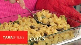Vegan Mac And Cheese Recipe | Tara Stiles Eats