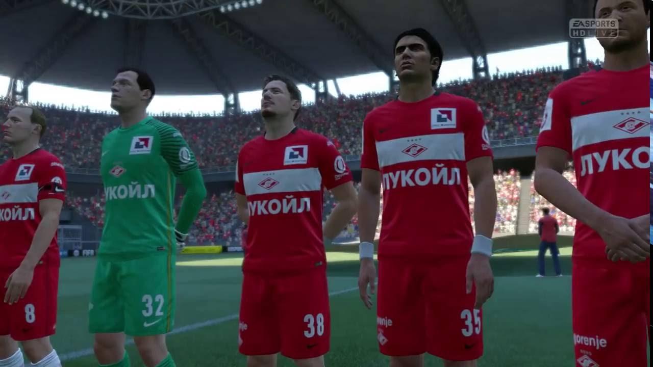 Прогноз на матч Ростов - Спартак Москва 22 апреля 2017