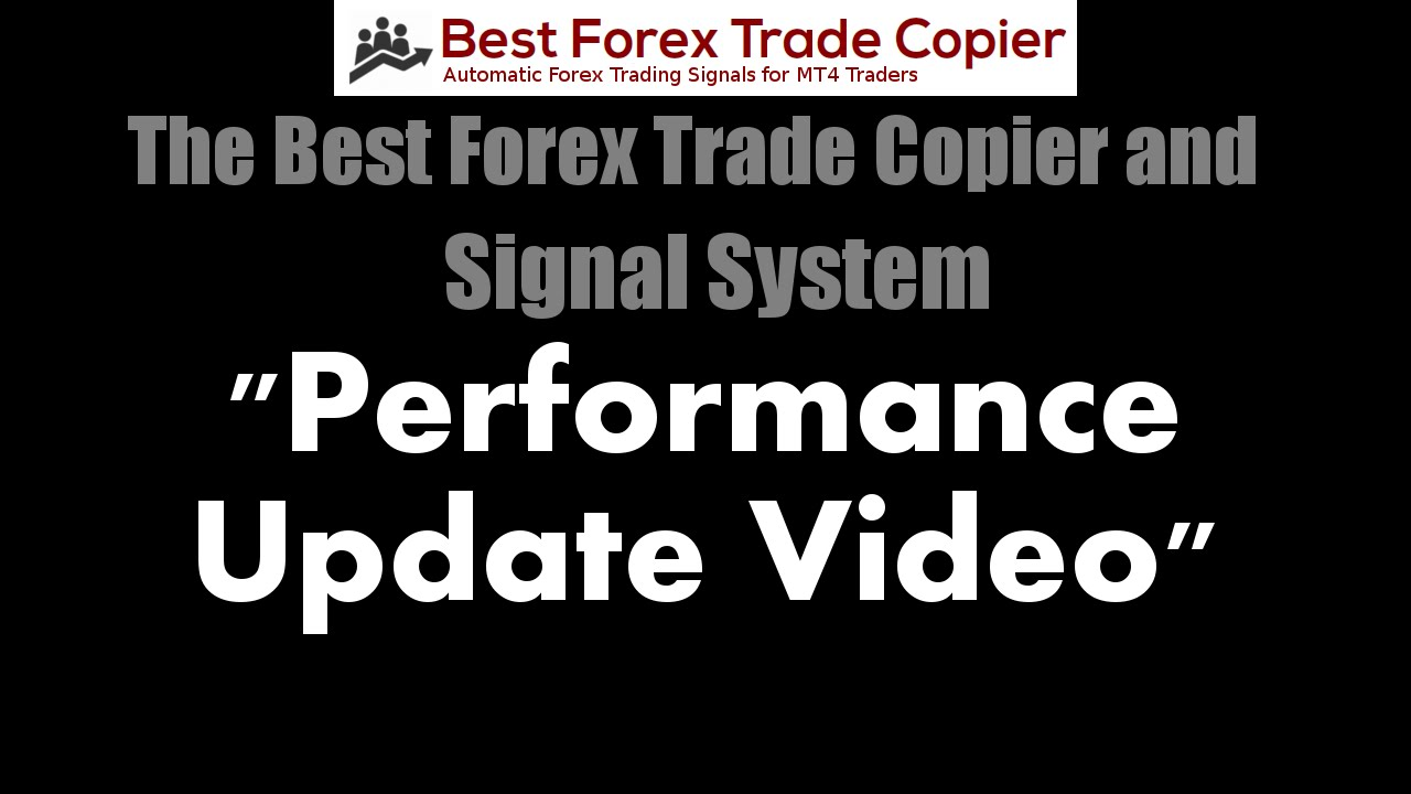 Performance forex trading