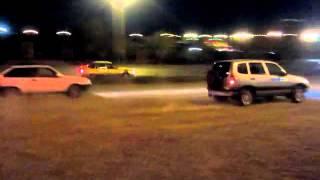 видео ВАЗ 2123 Chevrolet Niva