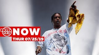 A$AP Rocky CHARGED With Assault Over Sweden Incident #hot97now