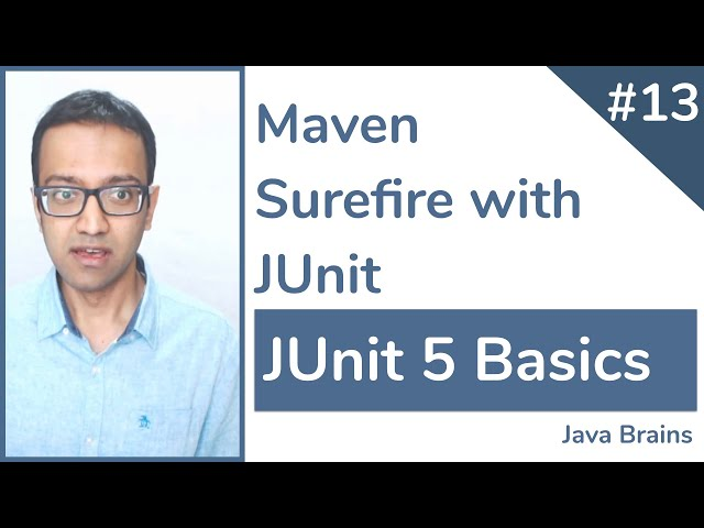 JUnit 5 Basics 13 - Maven surefire plugin integration