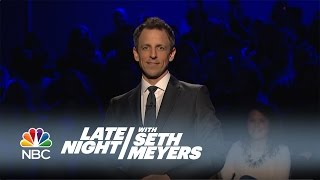 Seth's Favorite Jokes of the Week: March Madness, St. Patrick's Day and More