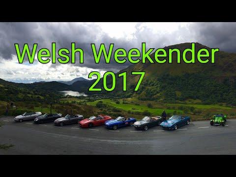 Welsh Weekender Road Trip - Mini Movie, Driving The Best Roads In Wales