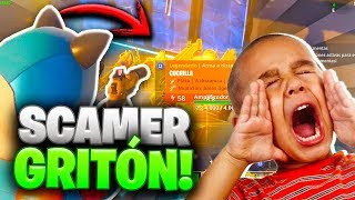 SCAMEO To SCAMER GRITON! * GREAT GRITA* - Fortnite Save the World
