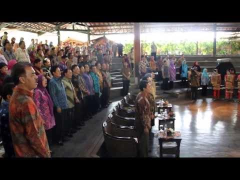 Indonesia Raya - Saung Angklung Udjo
