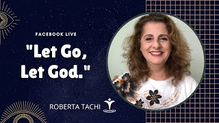 Let Go, Let God - FB Live
