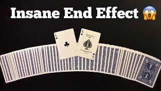 Very Impressive NO SET UP Card Trick!