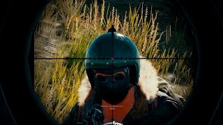 EL SUENO DE UN SNIPER PLAYERUNKNOWN&#39S BATTLEGROUNDS