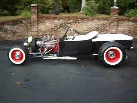 1923 Ford Roadster Pickup for sale from Old Town Automobile in Maryland