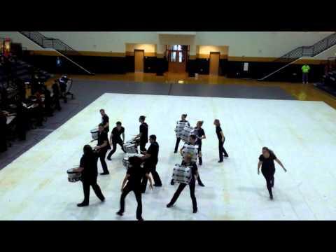 East Paulding High School Indoor Drumline Competition #2