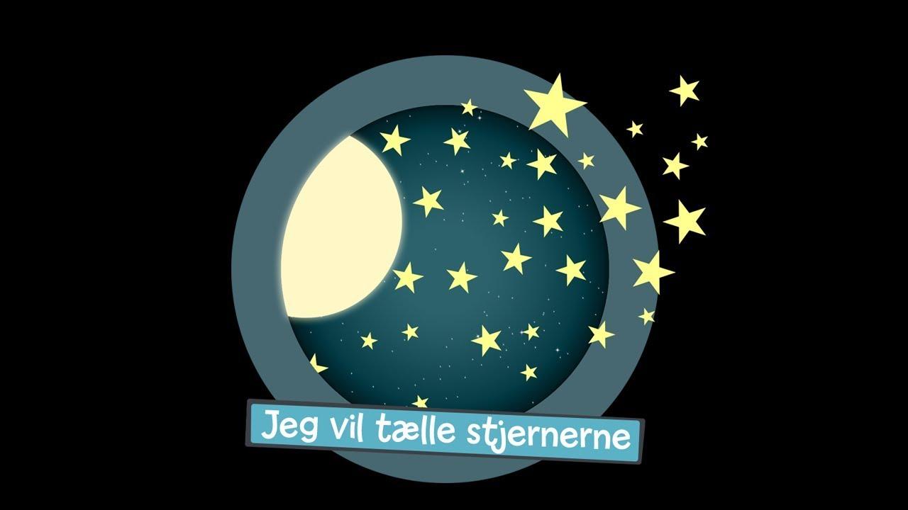 jeg vil tælle stjernerne