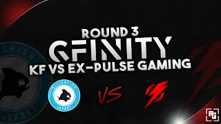 Gfinity Round 3 - Killerfish vs EX-Pulse Gaming