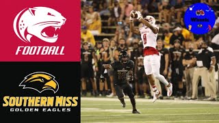 South Alabama vs Southern Miss College Football Week 1 Highlights | 2020 College Football Highlights