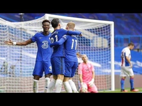 Chelsea vs Crystal Palace 4-0 - YouTube