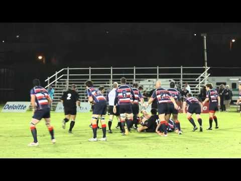 #2 New Zealand All Blacks United States Rugby Classic Bermuda 2011