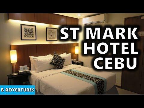 Cebu City: St Mark Hotel & Jollibee, Philippines S3, Vlog #76