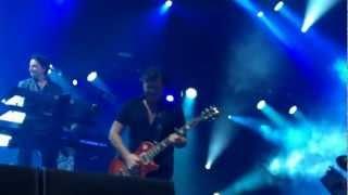 Simple Minds @ Rock Werchter 2012