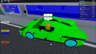 o caro do racha, ROBLOX: Grand Blox Auto