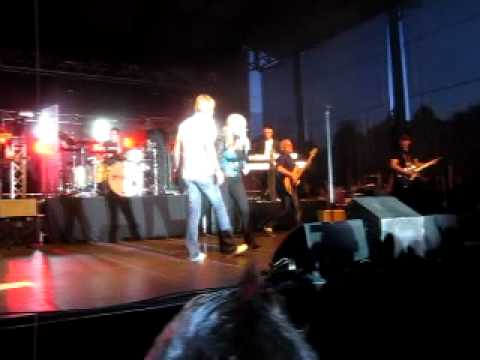Matthias Reim und Bonnie Tyler Live 04.06.2010 Eberswalde