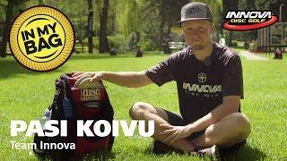In my bag with Pasi Koivu - Team Innova